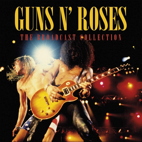 Guns N' Roses - The Broadcast Collection Vinyl