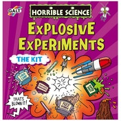 Ex-Display Galt Toys - Horrible Science: Explosive Experiments