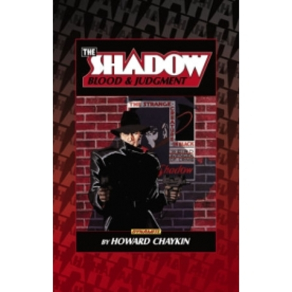 The Shadow: Blood and Judgment TP