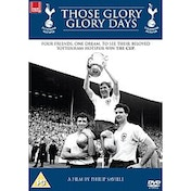 Those Glory Glory Days DVD