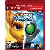 Ratchet & Clank A Crack In Time Game PS3 (#)