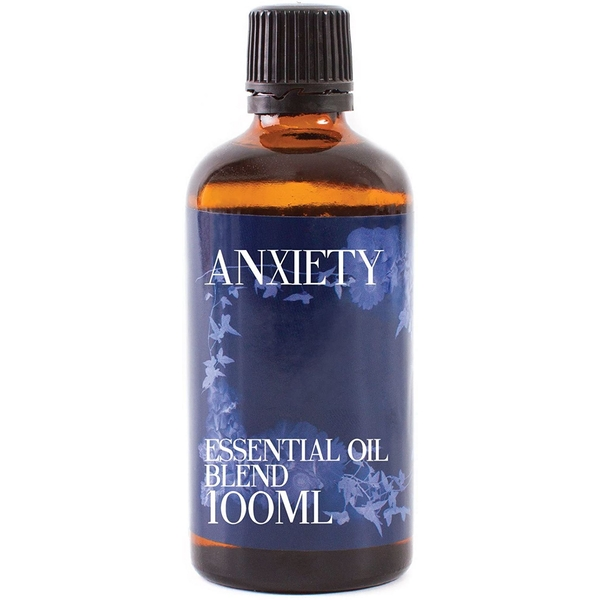 Mystic Moments Anxiety Essential Oil Blends 100ml