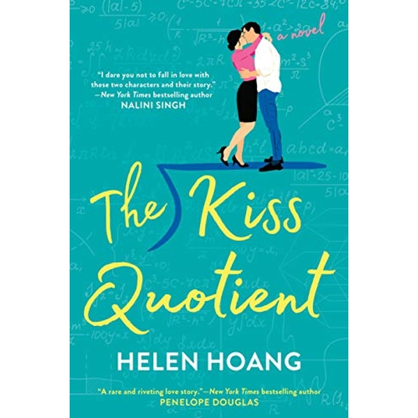 The Kiss Quotient  Paperback / softback 2018