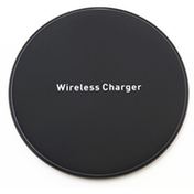 Universal Fast Charging QI Wireless Charging Pad Black