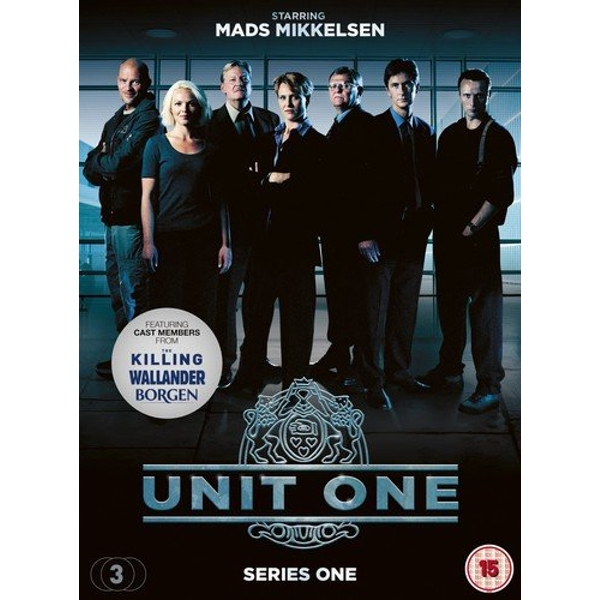 Unit One - Series 1 - Complete DVD