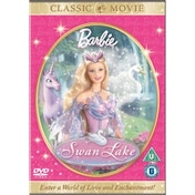 Barbie Swan Lake DVD