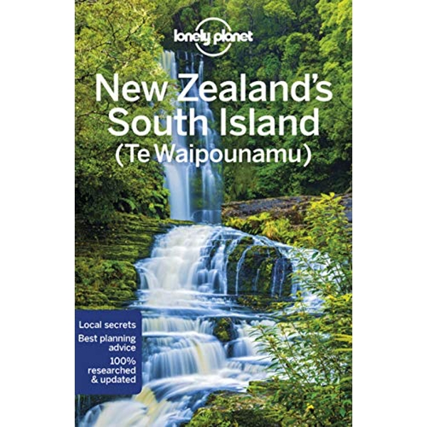 Lonely Planet New Zealand's South Island  Paperback / softback 2018