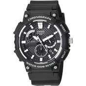 Casio MCW-200H-1AVEF Sports Chrono Watch - Black