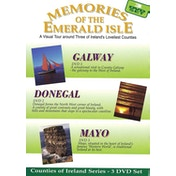 Memories Of The Emerald Isle - Galway / Donegal / Mayo DVD