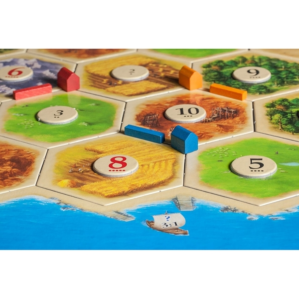 Catan (Settlers of Catan) 2015 Refresh - Image 4
