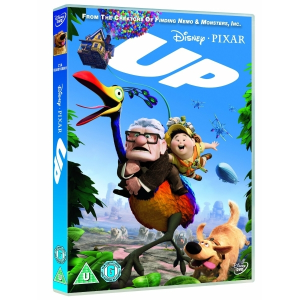 Pixar Up DVD