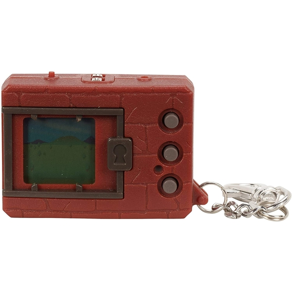 Brown Digimon Bandai Digivice Virtual Pet Monster