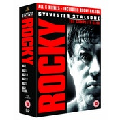 Rocky: The Complete Saga DVD