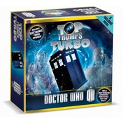 Top Trumps Turbo Doctor Who