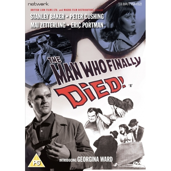 The Man Who Finally Died DVD