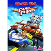 Tom and Jerry Fast and Furry DVD