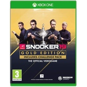 Snooker 19 Gold Edition Xbox One Game