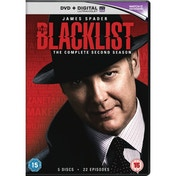 The Blacklist - Season 2 DVD