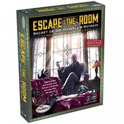 Escape the Room: Secret of Dr Gravelys Retreat Party Game