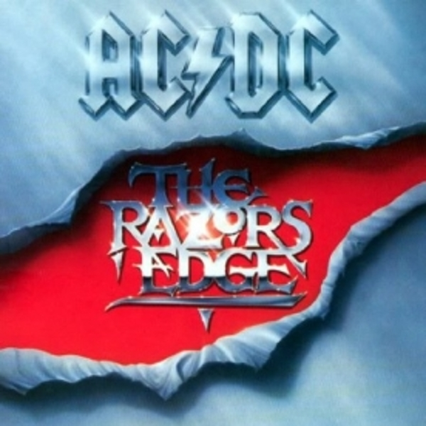 AC/DC - The Razors Edge CD