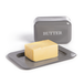 Butter Dish with Lid M&W Grey - Image 3