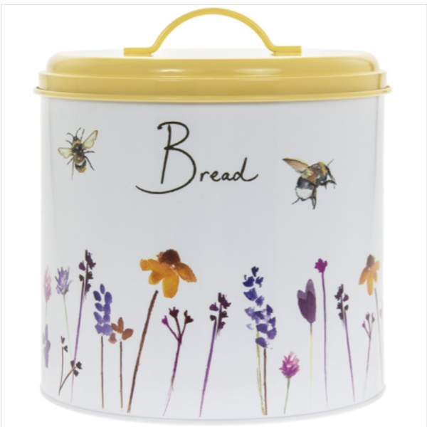 Busy Bees Bread Bin By Lesser & Pavey