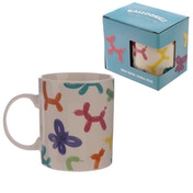 Balloon Animals New Bone China Mug
