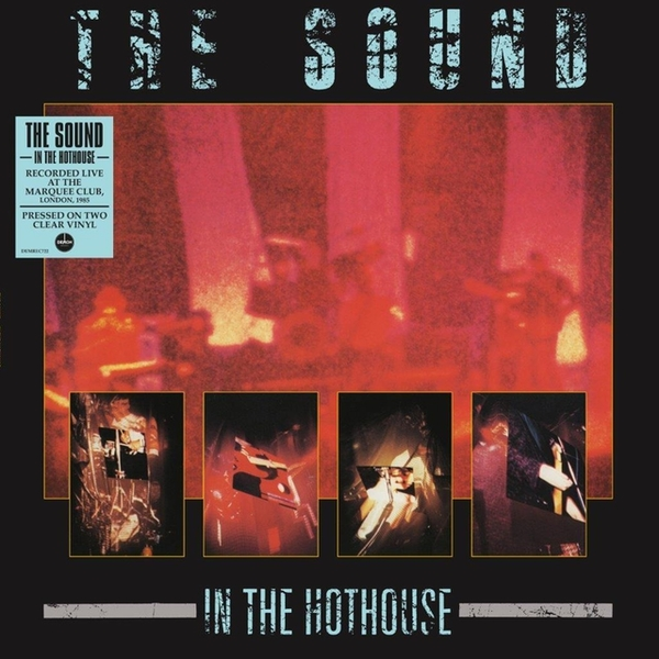 The Sound - In The Hothouse Clear Vinyl