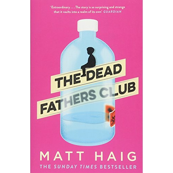 The Dead Fathers Club  Paperback / softback 2018