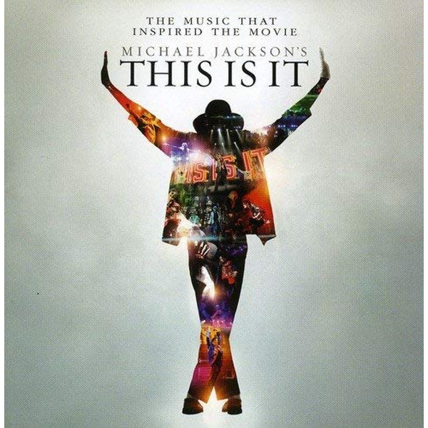 Michael Jackson - This Is It CD