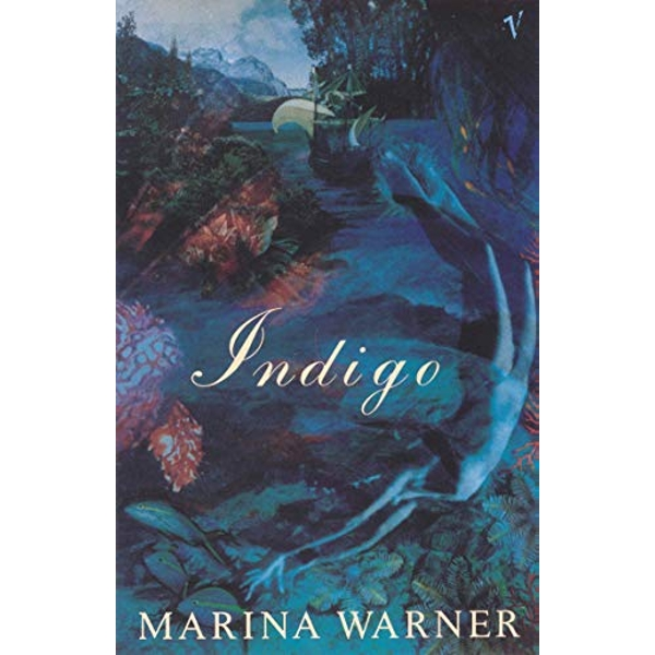 Indigo Or Mapping The Waters by Marina Warner (Paperback, 1993)