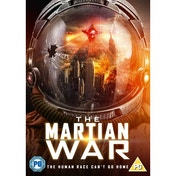 The Martian War DVD