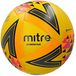Mitre Ultimatch Plus Match Ball Yellow Size 3 - Image 2