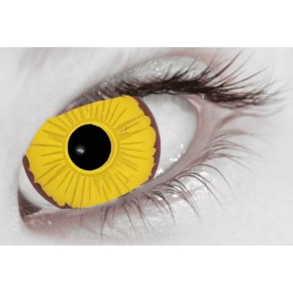 e7b77473778 Hey! Stay with us... Mini Sclera Cosplay 3 Month Coloured Contact Lenses ...