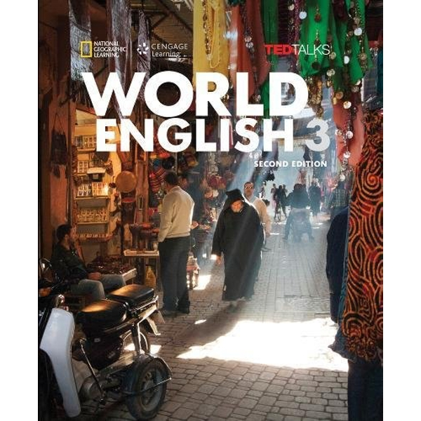 World English 3: Student Book with CD-ROM  Mixed media product 2014