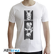Lapins Cretins - 3 Wise Rabbids Men's Small T-Shirt - White - Image 2