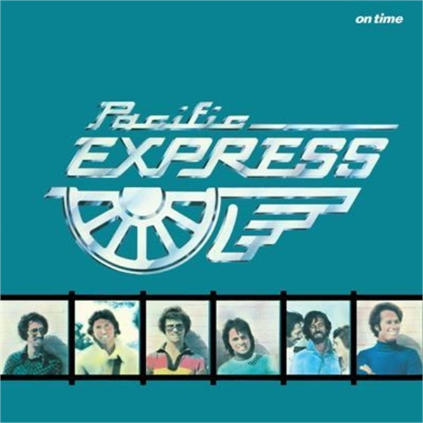 Pacific Express - On Time Vinyl
