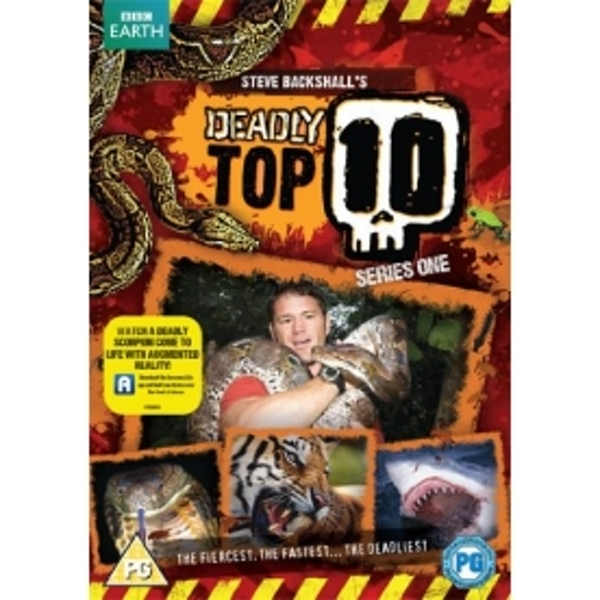 Deadly Top 10 - Series 1 DVD