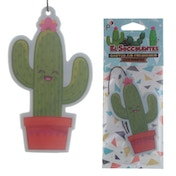 Cactus Lime Scented (Pack Of 6) Air Freshener