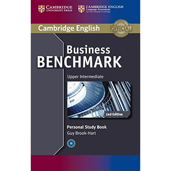 Business Benchmark Upper Intermediate BULATS and Business Vantage Personal Study Book by Guy Brook-Hart (Paperback, 2013)