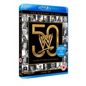 WWE: The History of WWE 50 Years of Sports Entertainment Blu-ray