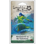 Legend of the Five Rings LCG: Meditations on the Ephemeral Dynasty Expansion Pack