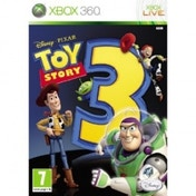 Disney Pixar Toy Story 3 The Video (Classics) Game Xbox 360