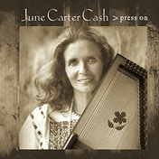 June Carter Cash - Press On Vinyl