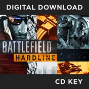 Battlefield Hardline PC CD Key Download for Origin