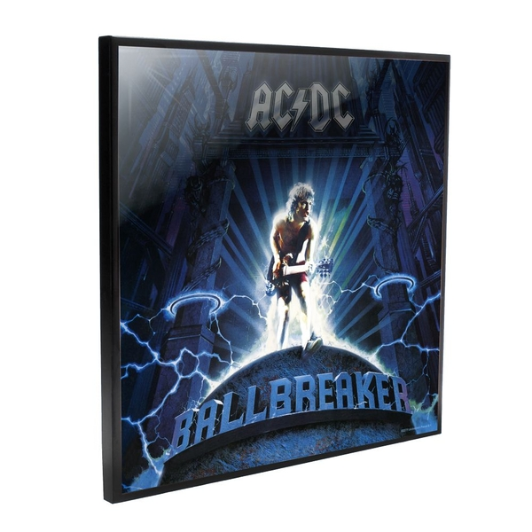 Ball Breaker (ACDC) Crystal Clear Picture