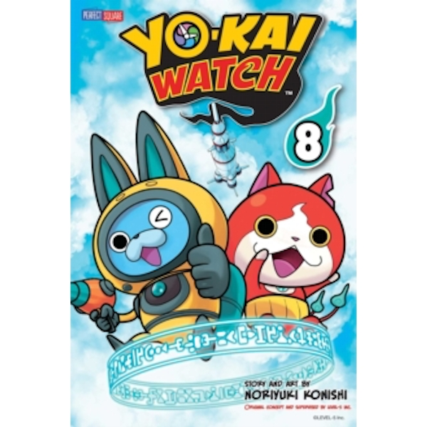 YO-KAI WATCH, Vol. 8 : 8