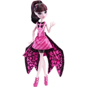 Monster High Ghoul to Bat Draculaura Transformation Doll