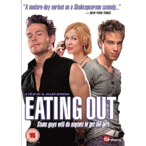 Eating Out DVD