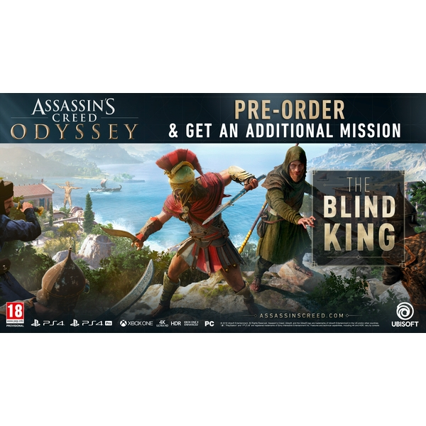 Assassin's Creed Odyssey PS4 Game - Image 5